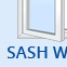 Affordable sash window in worcester